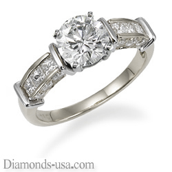 Designers Diamond Engagement ring