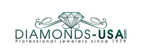 Logotipo de Diamonds-USA