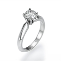 Picture of Designers 4 prongs solitaire ring