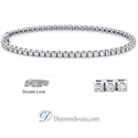 Picture of 2.10 I SI2 carat Diamond Tennis Bracelet