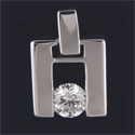 Picture of Men diamond Pendant