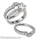 Foto Juegos de anillos nupciales, línea de diseñadores de