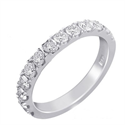 Picture of 1  carat side diamonds matching wedding band