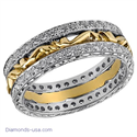 Picture of Art Deco wedding or anniversary diamond ring