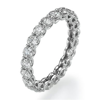 The waves eternity diamond band, 0.93c Average G VS1