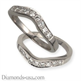 Picture of Wedding ring with 0.27 carat diamonds