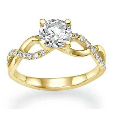 El anillo de compromiso Slalom