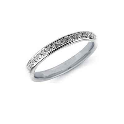 Cathedral matching wedding ring