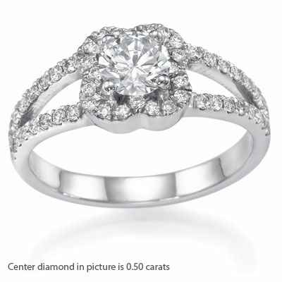Club Engagement ring