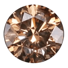 Picture of chocolate color diamond