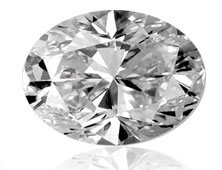 Picture of Oval diamond