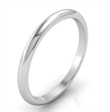 Picture of Delicate wedding band 1.90mm width