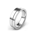 Picture of Comfort fit wedding band 5.5mm wide
