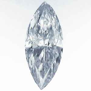 Picture of 1.04 Carats, Marquise Diamond with Very Good Cut, G Color, SI3 Clarity and Certified By EGS/EGL