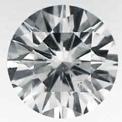 Picture of 2.09 carat Round natural diamond G VS2 Clarity Enhanced,Ideal-Cut