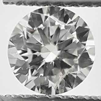 Picture of 0.70 Carats, Round Diamond with Very Good Cut I VS2 and Certified by IGL