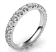 Picture of 2.5 mm eternity band, 1.15 carats