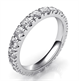 Picture of 2.6 mm eternity band, 1.26 carats