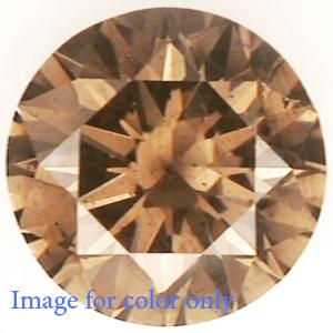 Foto 1.00 quilates Natural Diamond Natural Intenso Naranja Marrón SI2, certificado por IGL. de