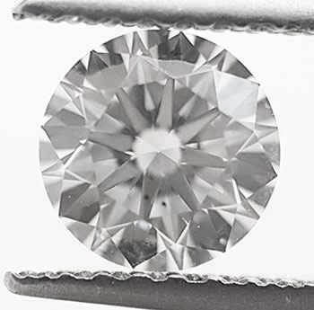 Picture of 0.70 Round Natural diamond,H VS1 Ideal cut