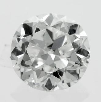 Picture of Old European Cut diamond 1.00 carat GIA G SI1