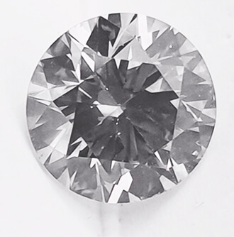 Foto 1.07 carats, Round Diamond with Very Good Cut, K color, SI1 clarity, certified by IGL de