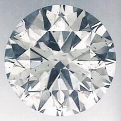 Foto 0.62 quilates, diamante redondo con corte muy bueno, color E, claridad SI1 y certificado por CGL de