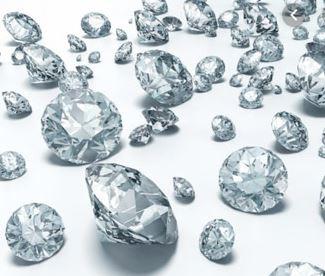 Foto Actualización de diamantes EF VS para banda de diamantes 140414 de