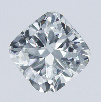 Picture of 0.29 Carats, Cushion natural diamond with Ideal Cut, F Color, VS1 Clarity and Certified By CGL