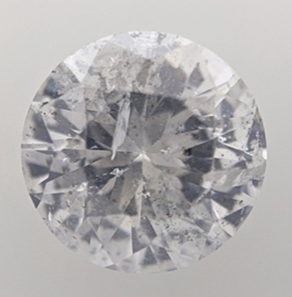 Picture of 1.51 carat Round Natural Diamond D I1,Very Good Cut, certified by CGL