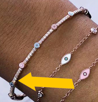 0.60 carat high quality diamonds bangle