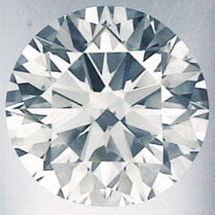 Picture of 2.44 Natural diamond G VS1, Ideal-Cut and certified by IGL