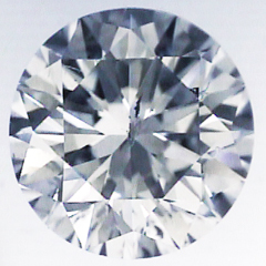 Picture of 1.07 carat Round Natural Diamond I SI1,Very-Good Cut, certified by CGL