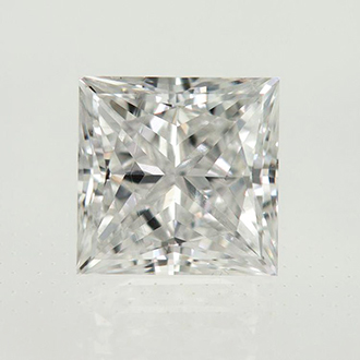 Picture of 0.83 Carats, Princess Diamond , Ideal-Cutt, F VS1, Certified By GIA