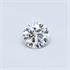 0.23 carat, Round diamond E color SI2 clarity Enhanced, Stock 1505142