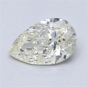 Picture of 1.04 Carats, Pear Diamond with  Cut, H Color, VS2 Clarity and Certified by EGL