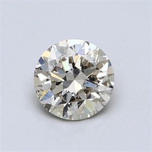 Picture of 0.70 Carats, Round Diamond with Excellent Cut, I Color, SI1 Clarity and Certified by EGL