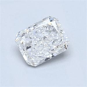 Foto 0.70 quilates, Radiante Diamante , Color D, claridad VS2 y certificado por EGL INT  de