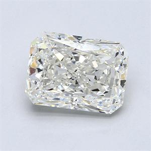 Foto 3.03 quilates, Radiante Diamante , Color I, claridad SI2 y certificado por GIA de