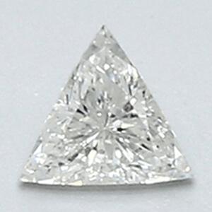 Foto 0.20 quilates G-SI1 Very Good Corte Triángulo de