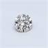 0.24 Carats, Round Diamond with Very Good Cut, I Color, SI1 Clarity and Certified By EGL, Stock 370280
