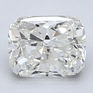Picture of 0.39 Carats, Cushion Diamond with Very Good Cut, F Color, VS1 Clarity and Certified By Diamonds-USA