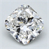 0.46 Carats, Cushion Diamond with Very Good Cut, E VS1 Clarity and Certified By EGL, Stock 651821