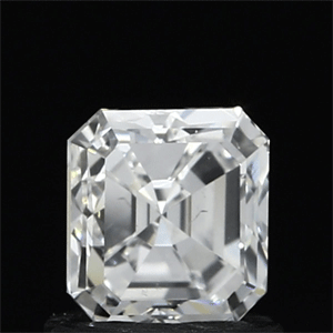 Picture of 1.04 Carats, Emerald Diamond with  Cut, F Color, IF Clarity and Certified by GIA