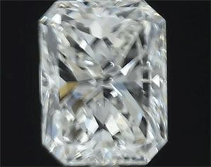 Foto 3.01 quilates, Radiante Diamante , Color G, claridad VVS2 y certificado por GIA de