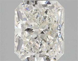 Foto 3.10 quilates, Radiante Diamante , Color H, claridad VVS1 y certificado por HRD de