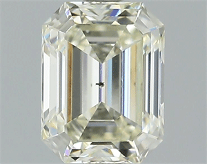 Picture of 1.07 Carats, Emerald Diamond with  Cut, M Color, SI2 Clarity and Certified by GIA