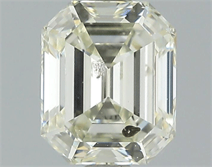 Picture of 1.04 Carats, Emerald Diamond with  Cut, M Color, SI2 Clarity and Certified by GIA
