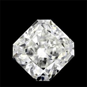 Foto 3.52 quilates, Radiante Diamante , Color H, claridad VVS2 y certificado por GIA de