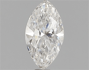 Picture of 0.70 Carats, Marquise Diamond with  Cut, G Color, VS1 Clarity and Certified by EGL